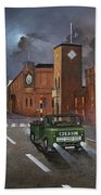 Dudley, Capital Of The Black Country Hand Towel by Ken Wood
