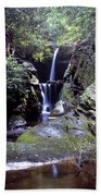 Duggers Creek Falls Hand Towel