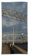 Duluth Lift Bridge 2 Bath Towel