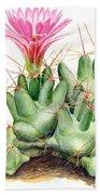 Dumpling Cactus Bath Towel