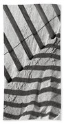 Dune Fence Bath Towel