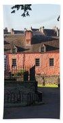 Dunfermline. Abbot House. Bath Towel