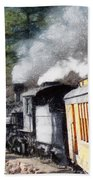 Durango Silverton Painterly 2 Bath Towel