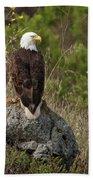 Eagle Eye  Bath Towel
