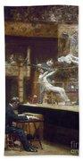 Eakins: Between Rounds Hand Towel