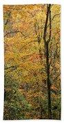 Early Autumn Bath Towel