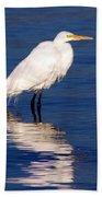 Early Bird Photograph Bath Towel