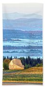 Early Morning At Sentinel Rock Hand Towel