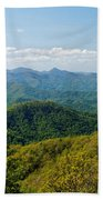 Early Spring On The Blue Ridge Parkway Bath Towel
