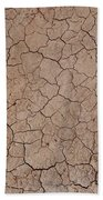 Earth's Crust II Bath Towel