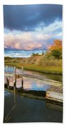 East Moriches Reflections Bath Towel