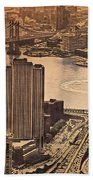 East River View Bath Towel