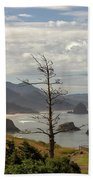 Ecola State Park Hand Towel