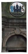 Edinburgh Church Bath Towel