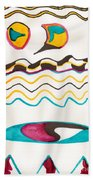 Egyptian Design Hand Towel