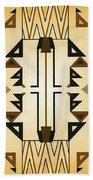 Egyptian Moderne Bath Sheet
