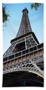 Eiffel Tower 5 Bath Towel