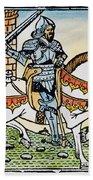 El Cid Campeador (1040?-1099) Bath Towel