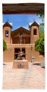 El Santuario De Chimayo Bath Towel
