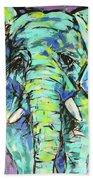 Elephant Hand Towel