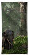 Elephant Kingdom Bath Towel
