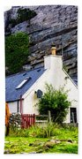 Elgol Cottage, Skye Bath Towel