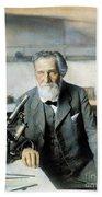 Elie Metchnikoff (1845-1916) Bath Towel