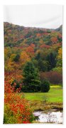Elk Country Pennsylvania Bath Towel