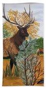 Elk Bath Towel