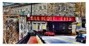Ellicott City Bath Towel