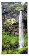 Elowah Falls Bath Towel