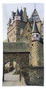 Eltz Castle Bath Towel