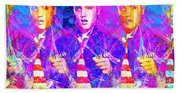 Elvis Presley Jail House Rock 20160520 Horizontal Bath Towel