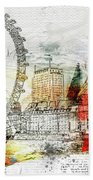 Embrace Life Bath Towel