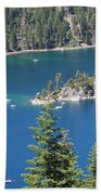 Emerald Bay Bath Towel