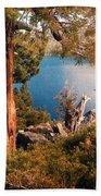 Emerald Bay Overlook Bath Towel