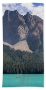 Emerald Lake Bath Towel