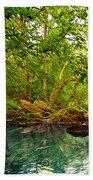 Emerald Lake Hand Towel