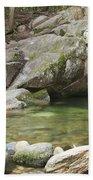 Emerald Pool - White Mountains New Hampshire Usa Bath Towel