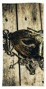 Emperors Keys Hand Towel