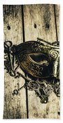 Emperors Keys Bath Towel