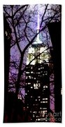 Empire State From Madison Park 1 Bath Towel
