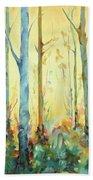 Enchanted Forest Bath Towel