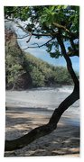 Enchanted Rocks Koki Beach Haneoo Hana Maui Hawaii Bath Towel