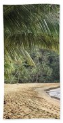 Englishmans Bay Tobago Bath Towel by Rachel Lee Young