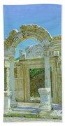 Ephesus.ruins Bath Towel