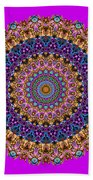 Estate Jewels Mandala No. 2 Bath Towel