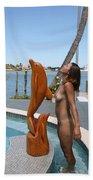 Everglades City Professional Photographer 368 Bath Towel