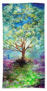 Everything Is An Opportunity To Practice New Beginnings  Bath Towel