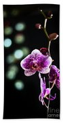 Exotic Orchid 2 Bath Towel